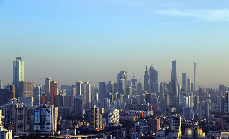 guangzhou-skyline